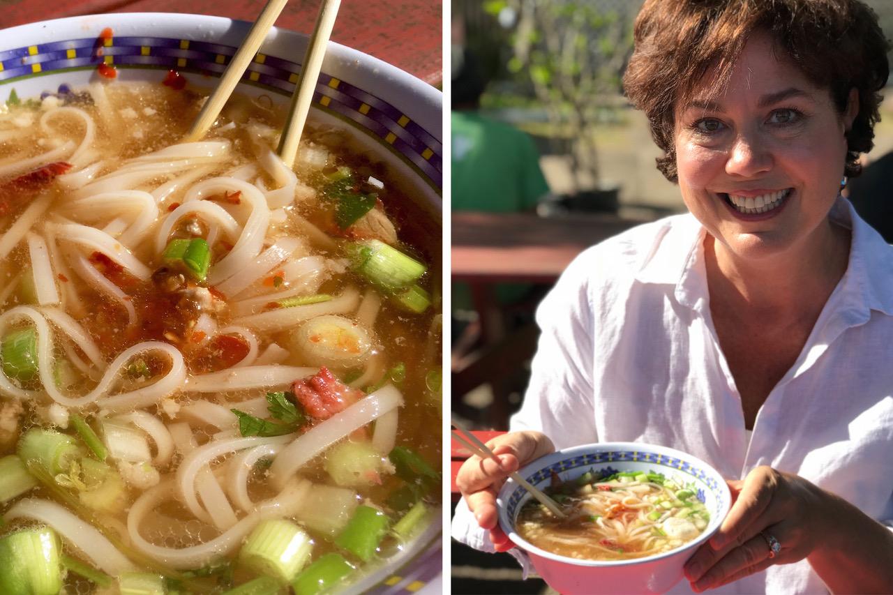The Wat Noodle Soup