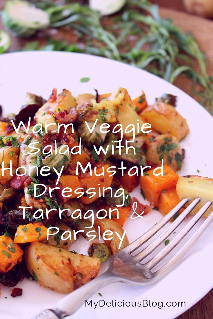 Warm Veggie Salad