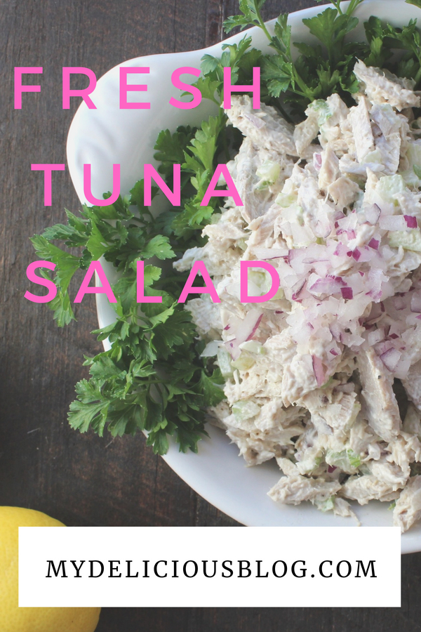 Fresh Tuna Salad